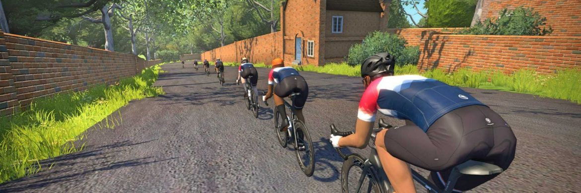 Zwift Bike Riders Screenshot